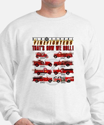 FIREFIGHTERS HOW WE ROLL Sweater