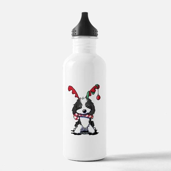 KiniArt Westie Rabbit Water Bottle