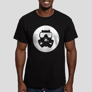 M50 Gas Mask (White) T-Shirt