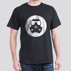 M50 Gas Mask (White) T-Shirt