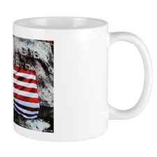 Anslinger Head Stone 420 Victory FLag Mug