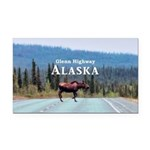 Anchorage Rectangle Car Magnet