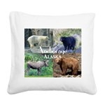 Anchorage Square Canvas Pillow
