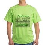 Anchorage Green T-Shirt