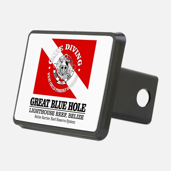 Great Blue Hole Hitch Cover