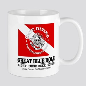 Great Blue Hole Mugs
