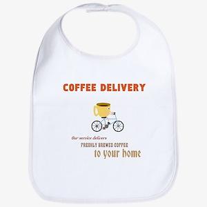 COFFEE Baby Bib