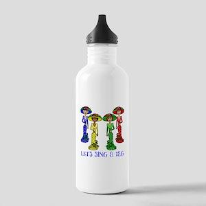 Victorian Quartet Sports Water Bottle