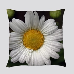 Dewy Daisy Everyday Pillow