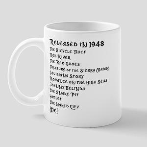 Movies, 1948, 60th Mug