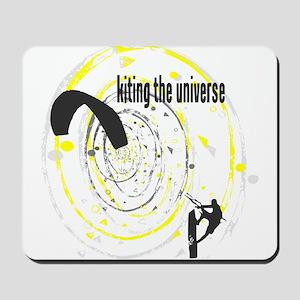 Kiting The Universe Mousepad