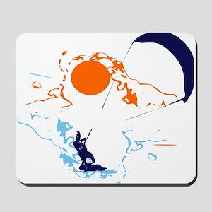 Kitesurfing Mousepad