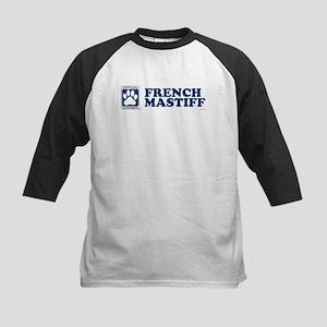 FRENCH MASTIFF Kids Baseball Jersey