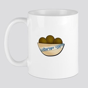 i am israeli Mug
