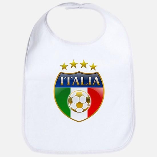 italia_2 Baby Bib