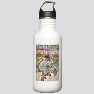 BJJ SPIDER MONKEY 2 Stainless Water Bottle 1.0L
