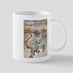 BJJ SPIDER MONKEY 2 Mug
