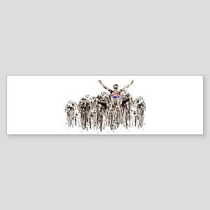 Tour de France Bumper Sticker