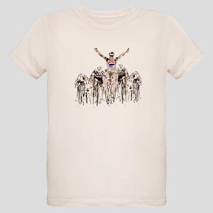 Cycling Jersey Organic Kids T-Shirts - CafePress 1526340f0