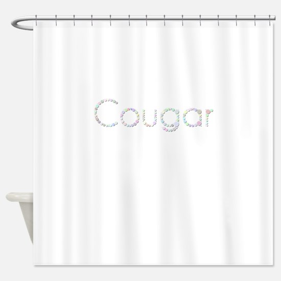 Cougar (Candies) Shower Curtain