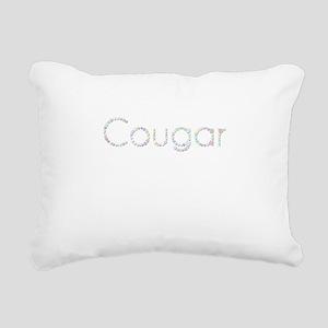Cougar (Candies) Rectangular Canvas Pillow