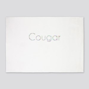 Cougar (Candies) 5'x7'Area Rug