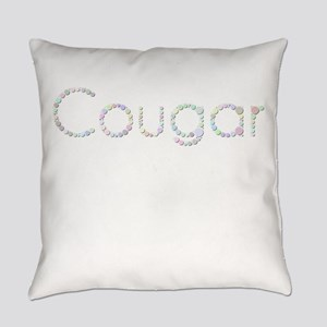 Cougar (Candies) Everyday Pillow