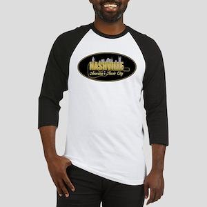 Nashville America's Music City-02 Baseball Jersey