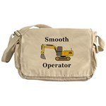 Smooth Operator Messenger Bag