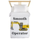 Smooth Operator Twin Duvet