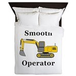 Smooth Operator Queen Duvet