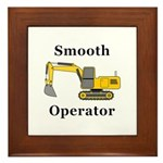 Smooth Operator Framed Tile