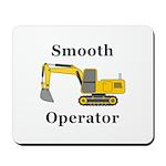Smooth Operator Mousepad