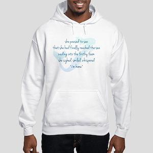 Mermaid Watercolor Hoodie Sweatshirt