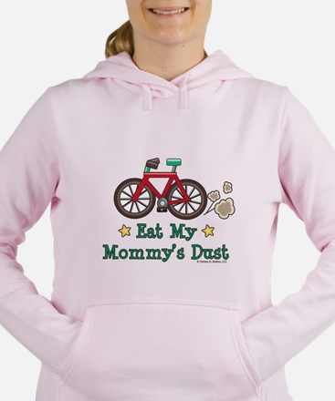 Mommy's Dust Cycling Bicycle Sweatshirt