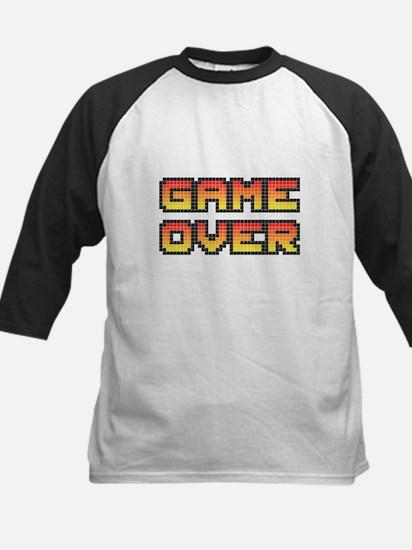 Game Over (Pixel Art) Baseball Jersey