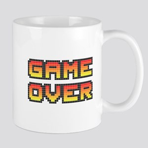 Game Over (Pixel Art) Mugs