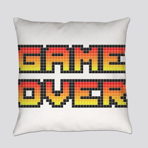 Game Over (Pixel Art) Everyday Pillow