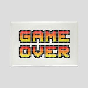 Game Over (Pixel Art) Magnets