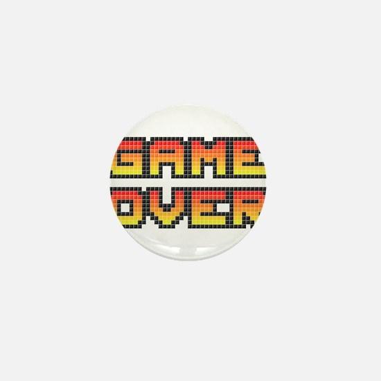 Game Over (Pixel Art) Mini Button