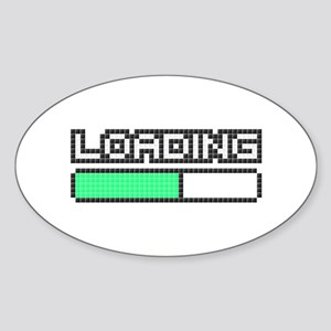 Loading (Pixel Art) Sticker