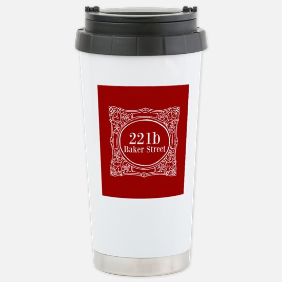 Holiday Holmes Travel Mug