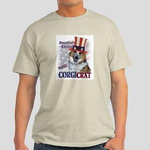 CORGIcrat Light T-Shirt