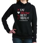 Repeat Women's Hooded Sweatshirt