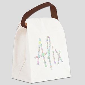 Alix (Candies) Canvas Lunch Bag