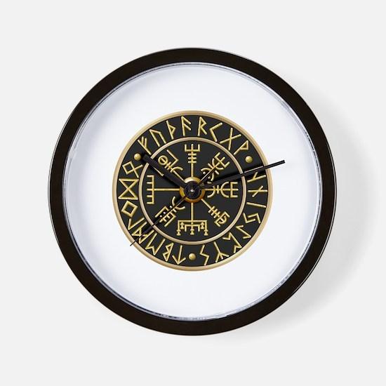 Funny Elder Wall Clock