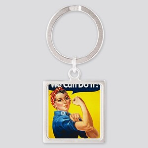 Rosie The Riveter Keychains