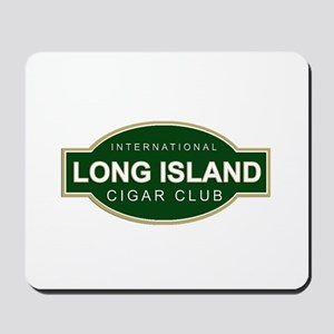 Long Island Cigar Club Mousepad