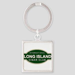 Long Island Cigar Club Keychains