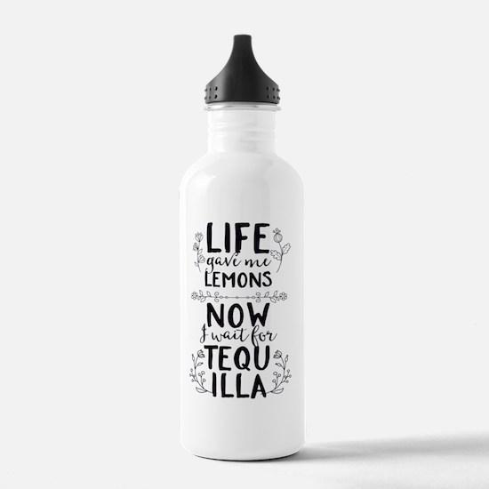 Cute Closeup Water Bottle